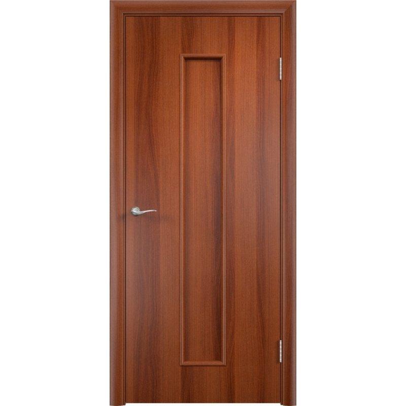Межкомнатная дверь ТИФФАНИ итальянский орех ПГ