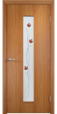 Межкомнатная дверь 22Х миланский орех ПО