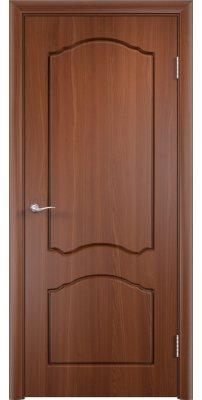 Межкомнатная дверь ЛИДИЯ итальянский орех ПГ