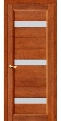 Межкомнатная дверь ВЕГА-2 темный орех ПЧО