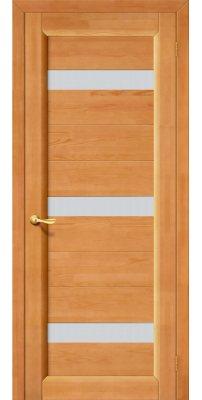 Межкомнатная дверь ВЕГА-2 светлый орех ПЧО