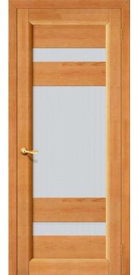 Межкомнатная дверь ВЕГА-2 светлый орех ПО