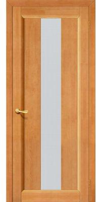 Межкомнатная дверь ВЕГА-18 светлый орех ПО