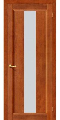 Межкомнатная дверь ВЕГА-18 темный орех ПО