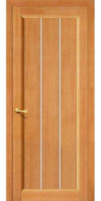 Межкомнатная дверь ВЕГА-19 светлый орех ПО