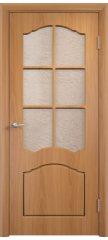 Межкомнатная дверь ЛИДИЯ миланский орех ПО