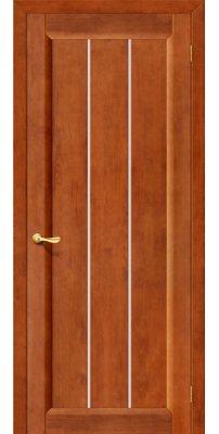 Межкомнатная дверь ВЕГА-19 темный орех ПО