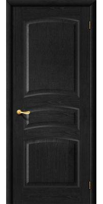 Межкомнатная дверь М16 венге ПГ