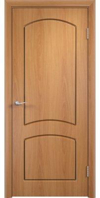 Межкомнатная дверь КЭРОЛЛ миланский орех ПГ