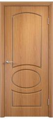 Межкомнатная дверь НЕАПОЛЬ миланский орех ПГ