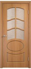 Межкомнатная дверь НЕАПОЛЬ миланский орех ПО2