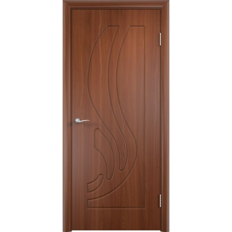 Межкомнатная дверь ЛОТОС итальянский орех ПГ