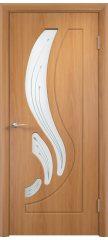 Межкомнатная дверь ЛОТОС миланский орех ПО