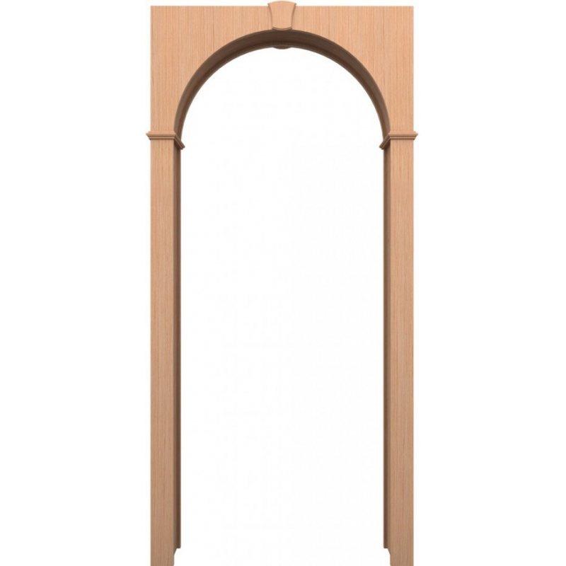 Межкомнатная арка ШПОН дуб