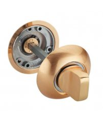 Фиксатор на круглой розетке WC 003 золото