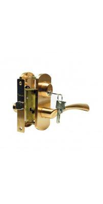 Ручка Archie T111-X11I-V1 матовое золото, с ключом