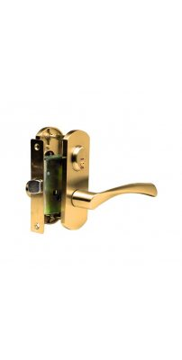 Ручка Archie T111-X11I-V2 матовое золото, с фиксатором