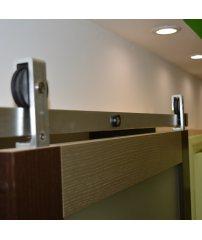 Механизм раздвижной двери открытого типа CHARIOT (до 90 см)