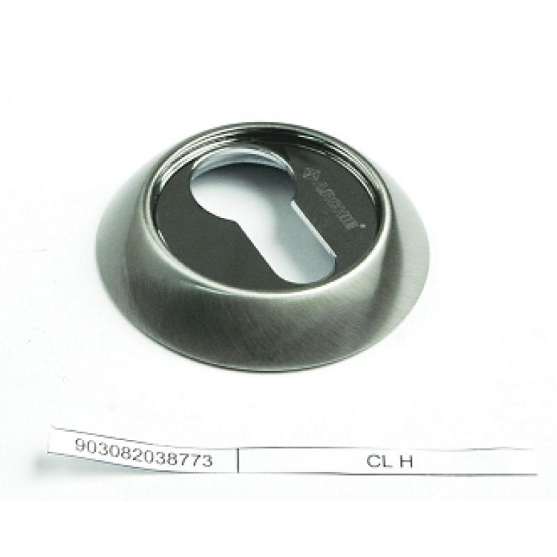 Накладка на цилиндр ARCHIE белый никель