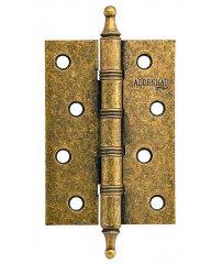 Петля врезная Adden Bau 100X70X2.5 4W состаренная бронза