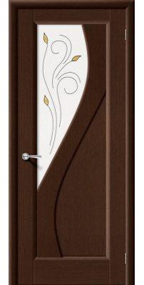 Межкомнатная дверь САНДРО венге ПО