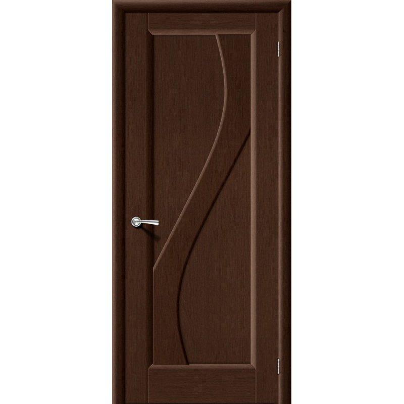 Межкомнатная дверь Комфорт Сандро (Венге) ПГ