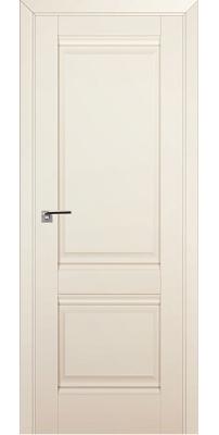 Межкомнатная дверь 1U магнолия сатинат