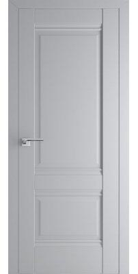 Межкомнатная дверь 1U манхэттен, глухая