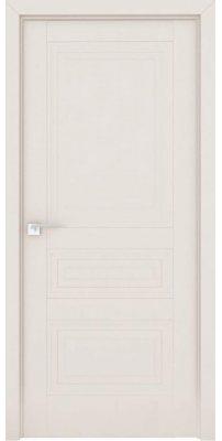 Межкомнатная дверь 2.114U магнолия сатинат, глухая