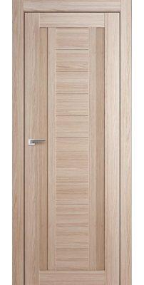 Межкомнатная дверь 14X капучино мелинга