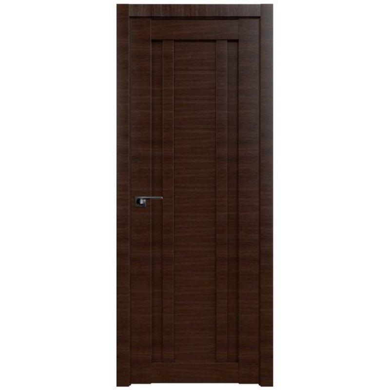 Межкомнатная дверь 14X малага черри кроскут