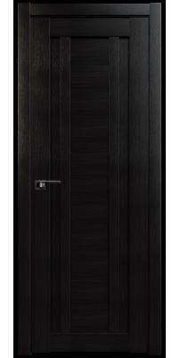 Межкомнатная дверь 14X венге мелинга