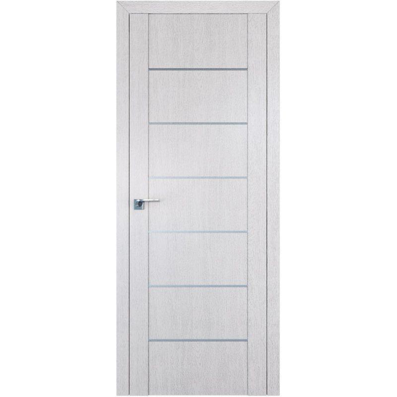 Межкомнатная дверь 2.07XN монблан, глухая
