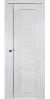 Межкомнатная дверь 2.10XN монблан, стекло матовое