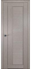 Межкомнатная дверь 2.10XN стоун, стекло матовое