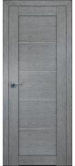 Межкомнатная дверь 2.11XN грувд, стекло матовое