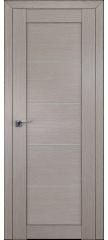 Межкомнатная дверь 2.11XN стоун, стекло матовое