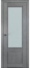 Межкомнатная дверь 2.31XN грувд, стекло матовое