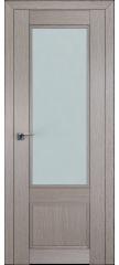 Межкомнатная дверь 2.31XN стоун, стекло  матовое