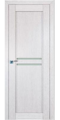 Межкомнатная дверь 2.75XN монблан, стекло матовое