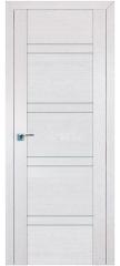 Межкомнатная дверь 2.80XN монблан, стекло матовое