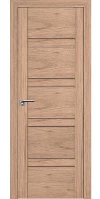 Межкомнатная дверь 2.80XN солинас светлый, стекло матовое