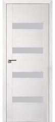 Межкомнатная дверь 2.81XN монблан, стекло матовое