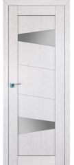 Межкомнатная дверь 2.84XN монблан, стекло матовое
