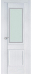 Межкомнатная дверь 2.88XN монблан, стекло neo