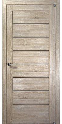 Межкомнатная дверь 2125 серый велюр