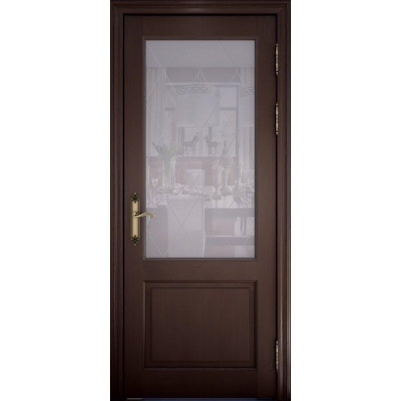 Межкомнатная дверь ВЕРСАЛЬ 40004, дуб французский