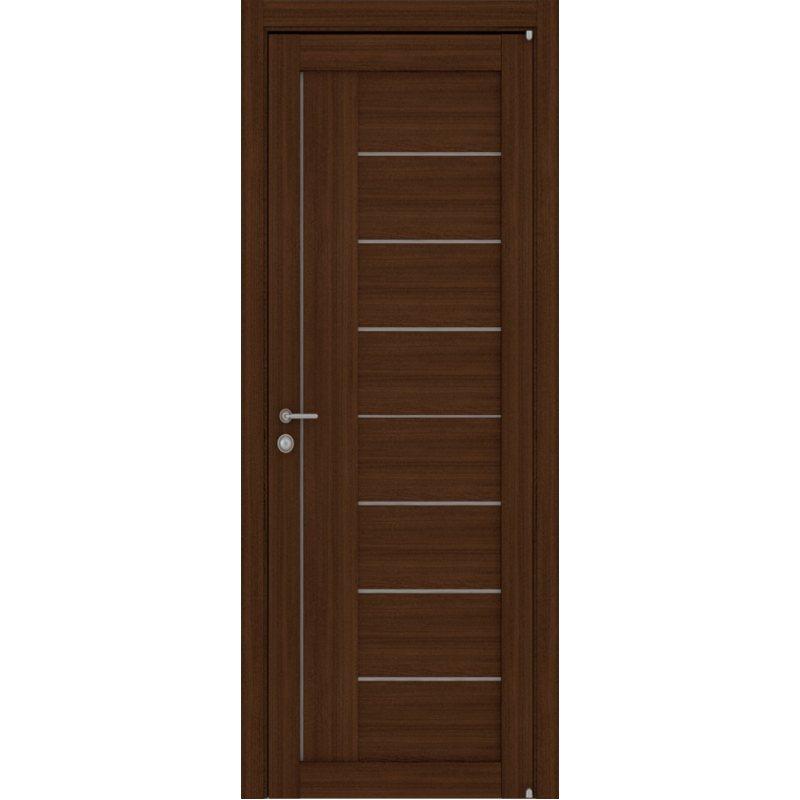 Межкомнатная дверь 2110 орех вельвет