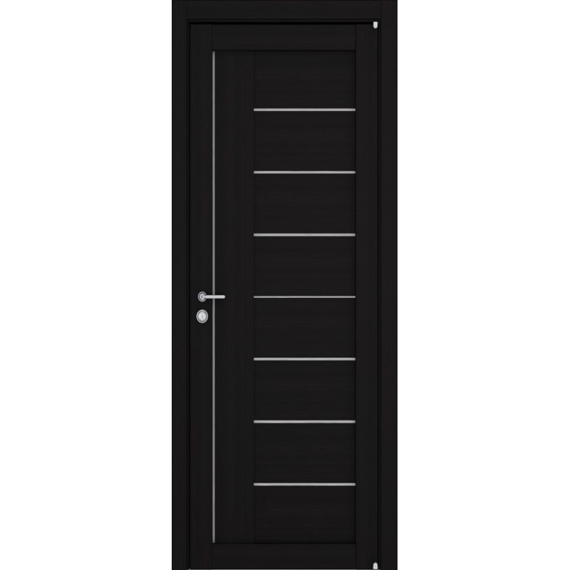 Межкомнатная дверь 2110 шоко велюр