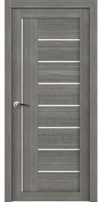 Межкомнатная дверь 2110 велюр графит